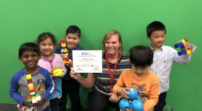 UP IPSF Grant