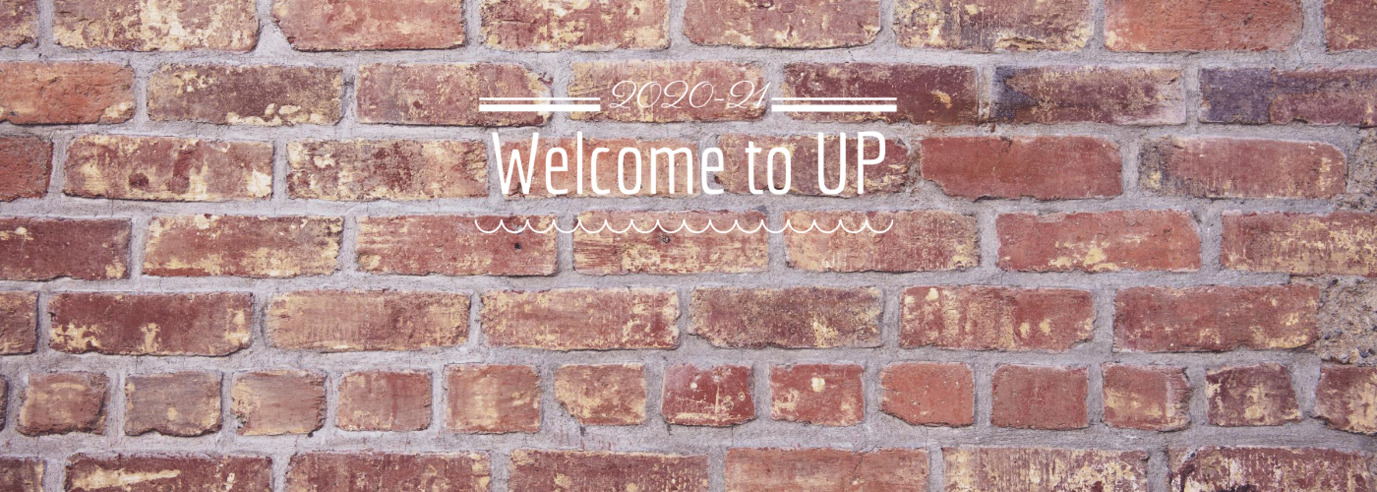 Welome to UP